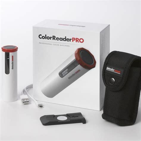 paint reader datacolor datacolor colorreaderpro