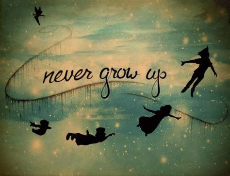 tattoo quotes growing up quot never grow up quot tattoo peter pan qoutes peter pan tattoo