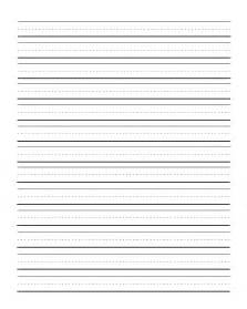 Second Grade Writing Paper Penmanship Worksheets You Can Download This In A Zip