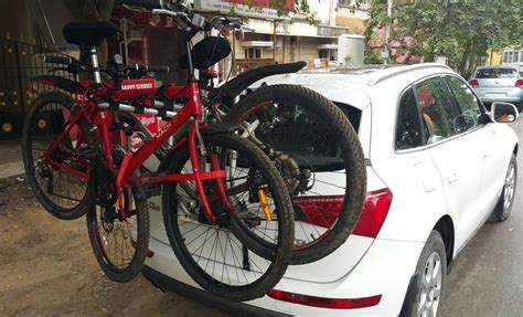 audi bike carrier car bicycle carrier for audi q5 suv