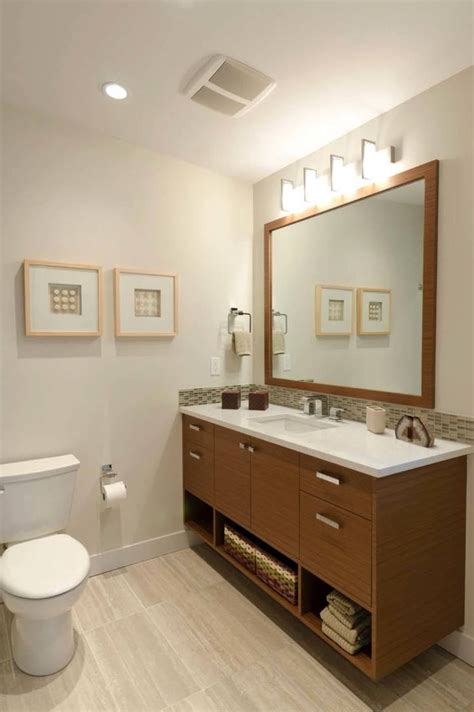 amazing modern bathrooms 17 best ideas about modern bathroom lighting on