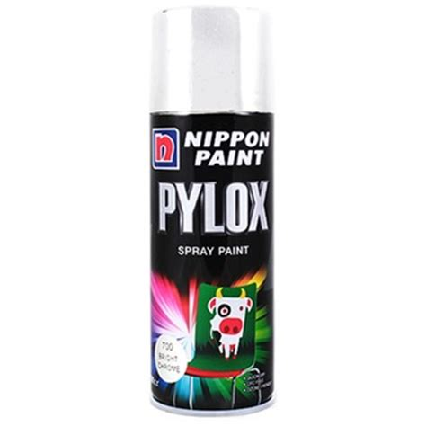 nippon pylox paint metallic 400cc 8 colours spray paints horme singapore