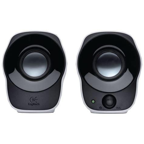 logitech z120 usb stereo speakers 3 5 mm 1 2 w