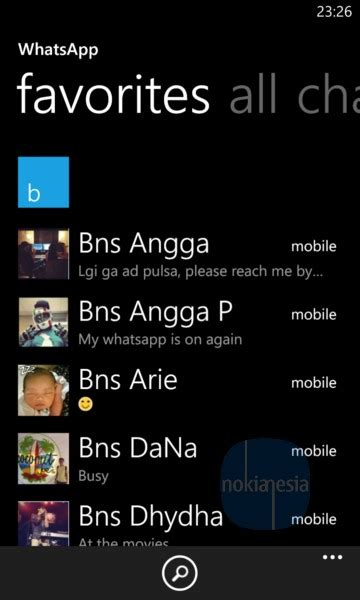 download whatsapp free for nokia lumia 900 quot whatsapp quot for nokia lumia windows phone get major update