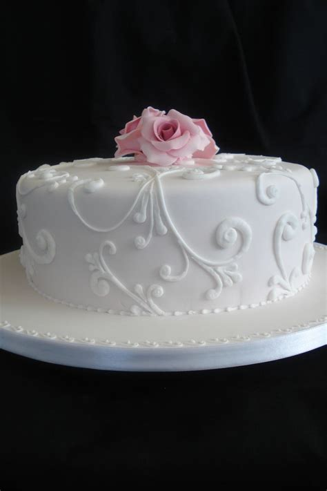 New Single Layer Wedding Cake 25 Best Ideas About Single Tier Cake On Pinterest One