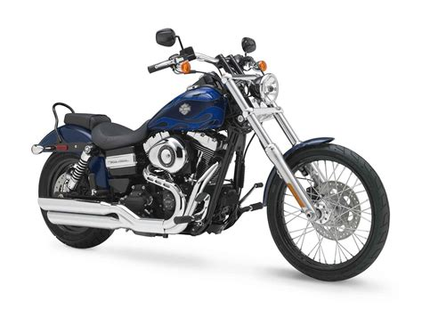 2012 Harley Davidson Dyna Fxdwg Wide Glide Review Top Speed