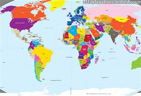 du monde monde carte