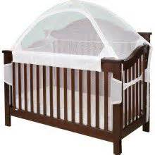crib tent to keep kitties out and toddlers in plus