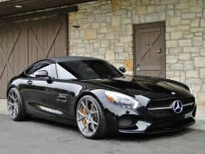 Mercedes Benze Amg Mercedes Amg Gts On Velos Wheels Benztuning
