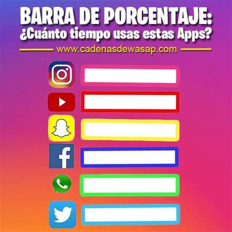 cadenas oara instagram cadenas de instagram originales 161 novedades 2018