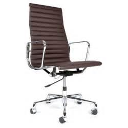 Eames bureaustoel ea119 design bureaustoelen