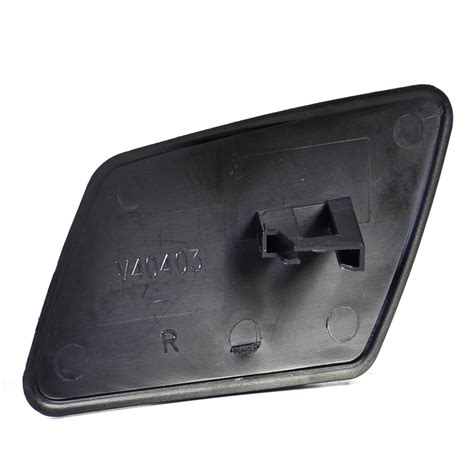 front  bumper headlight washer jet nozzle cover cap fit  volvo   ebay