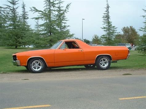 el camino orange 30 best 73 77 chevrolet el camino s images on pinterest