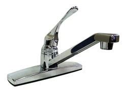 Utopia Faucets by Utopia Single Lever Kitchen Faucet