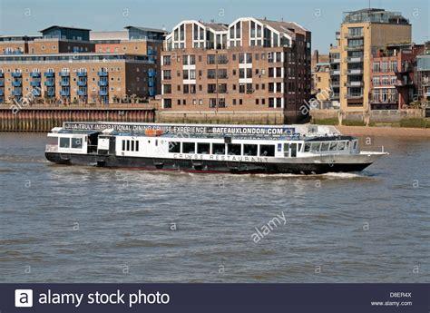 river boat restaurant london restaurant boat london stock photos restaurant boat