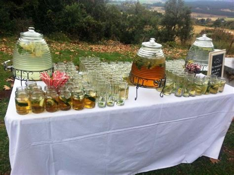 arrival drinks ideas picnic style muirheads hiring
