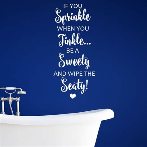 funny bathroom wallpaper bathroom wall decor quote relax to rest release by