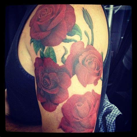 tattoo horsforth leeds 36 best realistic rose tattoo by michelle images on