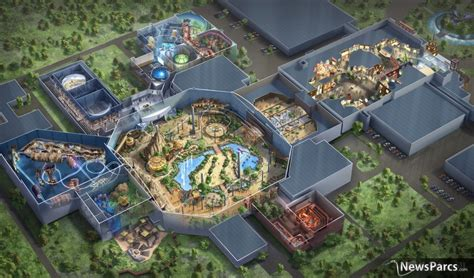 layout jurassic world the game newsparcs thinkwell completes design of jurassic dream