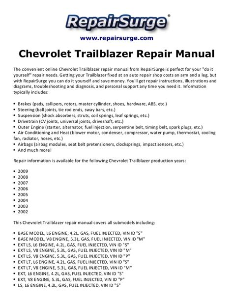 service manual online auto repair manual 1999 chevrolet blazer user handbook chevrolet