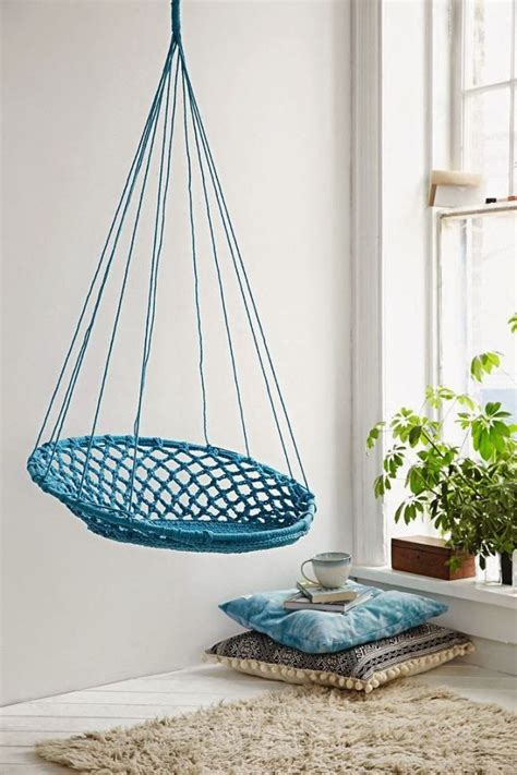 How To Hang A Hammock Chair Indoors by Indoor Hammock Chair Diy Special Interior Design