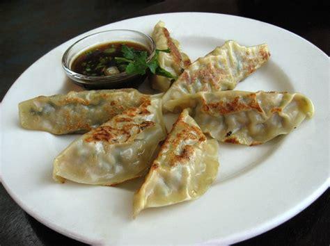 potstickers recipe chinese dumplings recipe dishmaps