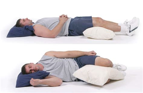 how to sleep comfortably on your back posture a healthy balance