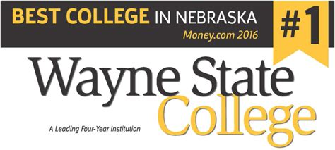 Best Mba Programs In Nebraska by Wayne State College Money Magazine S Best Nebraska College