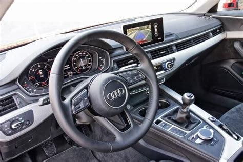 audi a4 manual transmission review review 2017 audi a4 rides whips sound