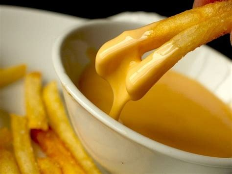 cheese sauce for cheese fries and nachos recipe serious eats