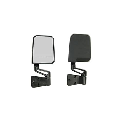 Jeep Mirrors All Things Jeep Dual Focal Point Mirrors Pair Jeep