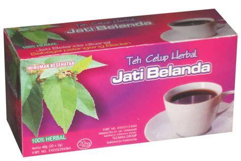 Teh Celup Herbal Daun Murbei teh herbal daun jati belanda sehatherba
