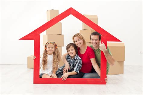 stepchildren moving in the working parent