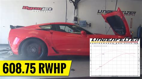 Corvette Giveaway Promo Code - drive this lingenfelter corvette z06 straight off the dyno