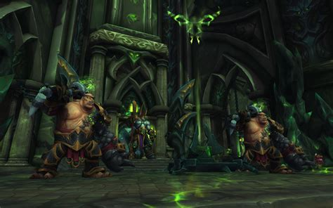 Patchwork Wow - world of warcraft players will return to the broken shore