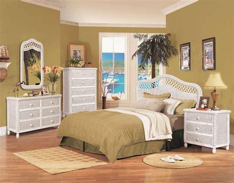 white rattan bedroom furniture santa cruz collection white archives sea winds trading