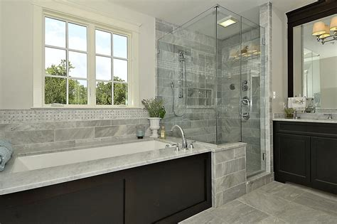 master bathrooms ideas transitional master bathroom with master bathroom simple marble counters undermount sink