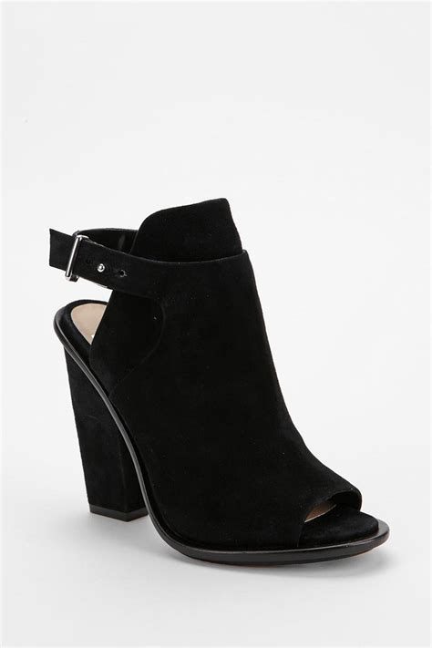 outfitters dolce vita niven peep toe ankle boot in