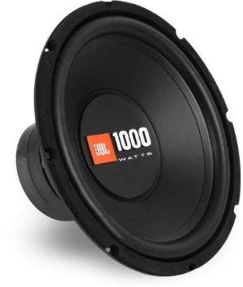 Speaker 12 Inch Merk Jbl jbl cs1214 1000w 12 inch car subwoofer black price review and buy in dubai abu dhabi and