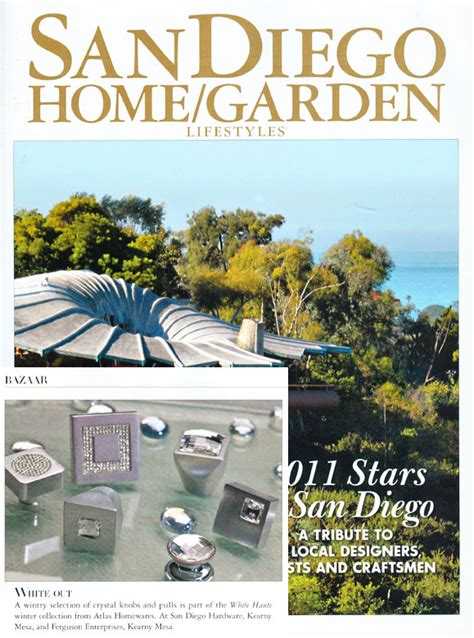 San Diego Home And Garden by Atlas Homewares Press Room