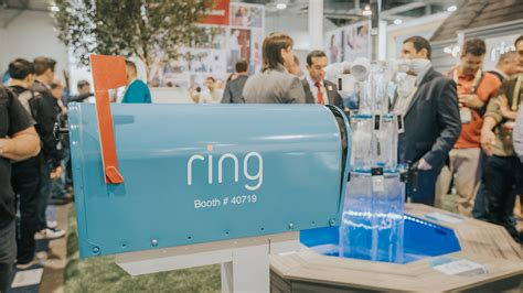 Ces 2007 Ring In The Year With Your Ihorn by Floodlight Shines Bright At Ces 2017 The Ring