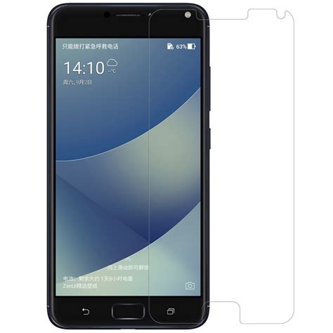 Nillkin Screen Protector Asus Zenfone 4 Clear 1 nillkin for asus zenfone 4 max zc554kl hd screen protector lens protector alex nld