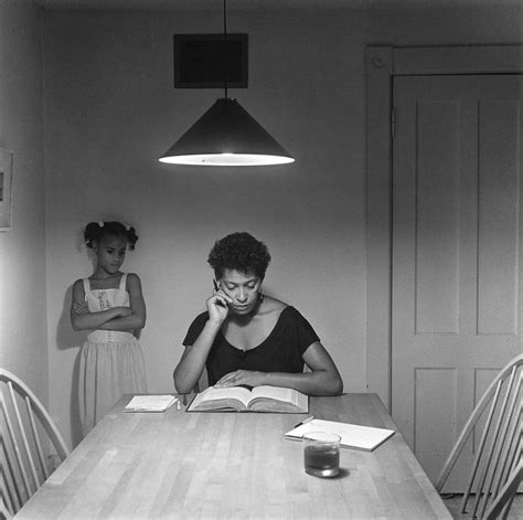 Carrie Mae Weems Kitchen Table Series carrie mae weems kitchen table series monovisions
