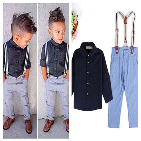Celana Suspender Anak Laki Laki bergaya anak pakaian promotion shop for promotional bergaya anak pakaian on aliexpress