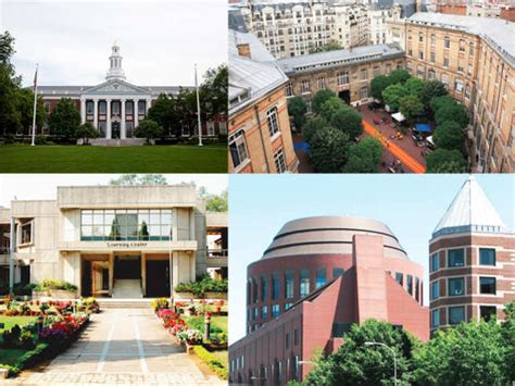 Of Harvard Mba Tuition by Harvard To Xlri Four Oldest B Schools In The World The