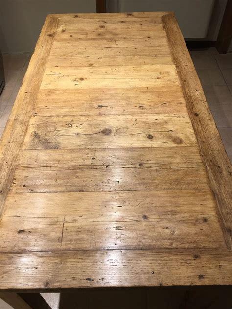 tavolo legno vecchio pi 249 di 25 fantastiche idee su tavoli in legno rustico su