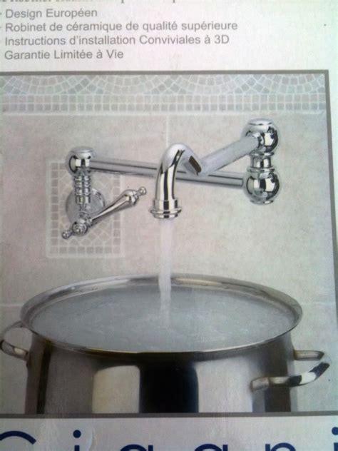 wall mount pot filler kitchen faucet pot filler faucet wall mount height
