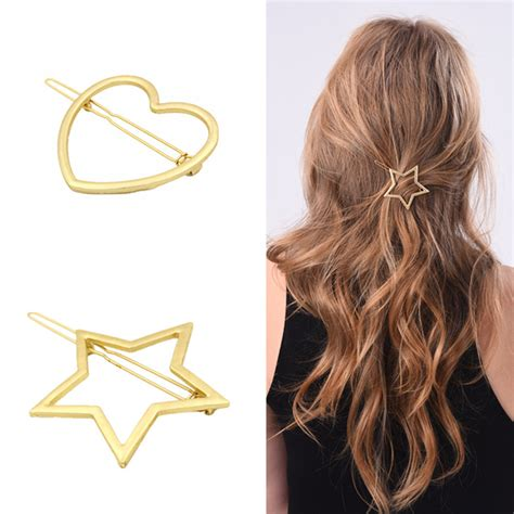 Fashion Hair Accecories A49014 Gold aliexpress buy fashion hair accessories gold plated hair hairpin