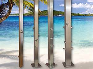 Outdoor Shower Screens - commercial outdoor shower range product ods