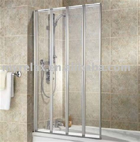 info bifold shower door